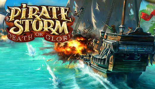 Pirate Storm: Death or Glory - Piraten