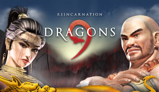 9 Dragons Reincarnation - Martial Arts MMORPG